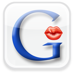icon kiss google adsense