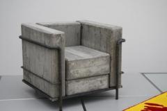 Zeitgenössisches Sitzmöbel